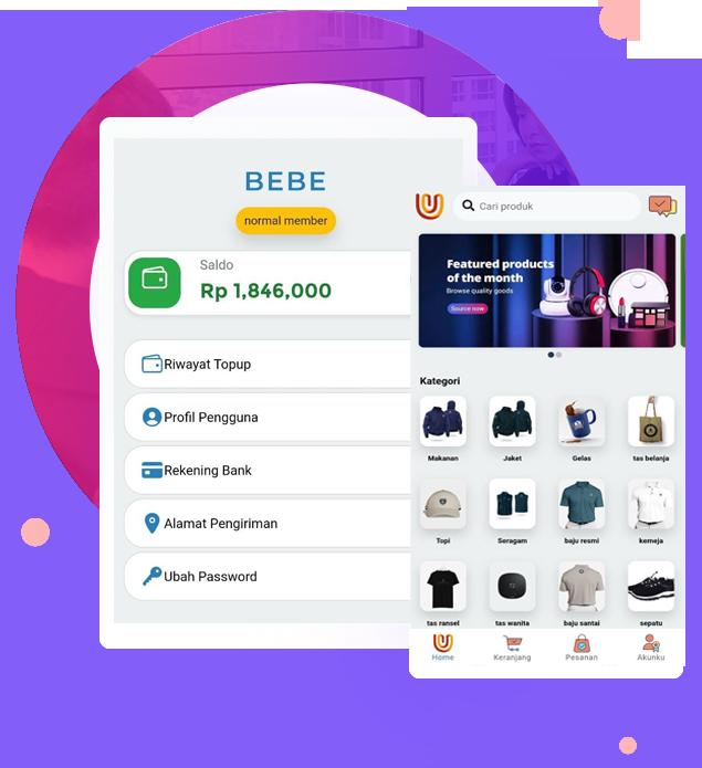 PPOB source code toko online android dan web e commerce PPOB dan SMM